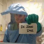 John M. Dye, Ph.D.; ?>